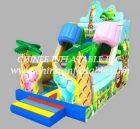T8-1525 inflatable slide