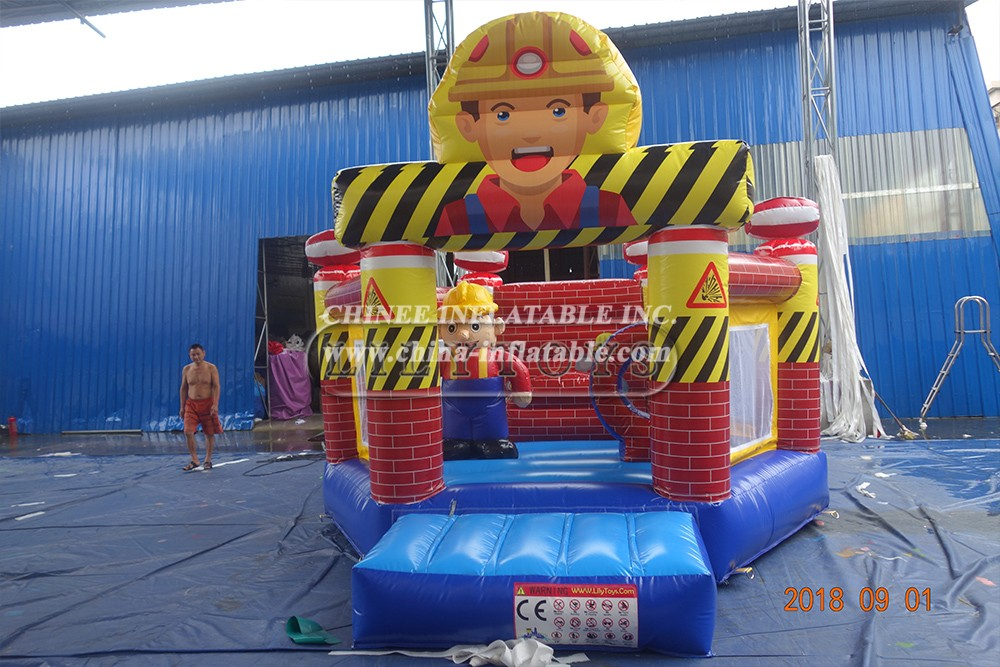 T2-3333 inflatable bouncer