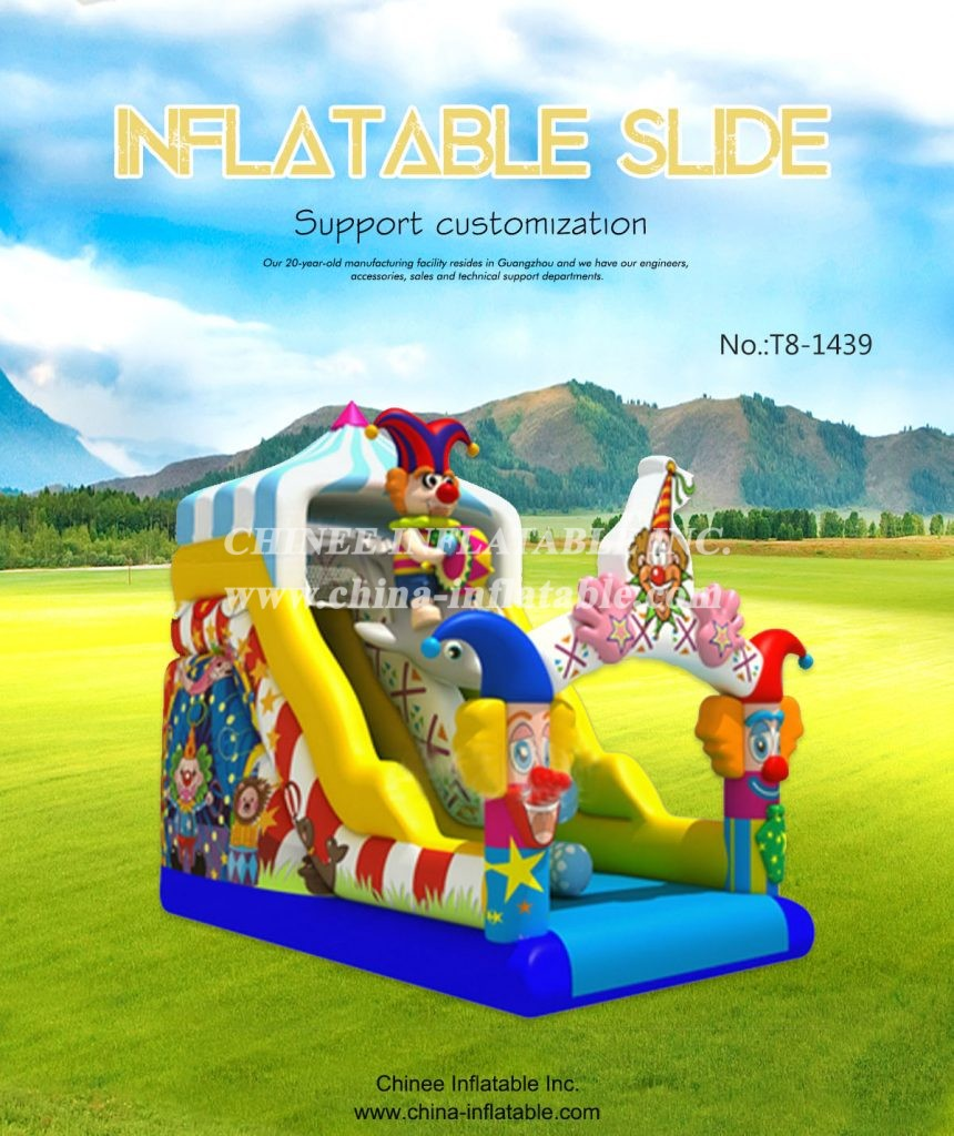 t8-1439 - Chinee Inflatable Inc.