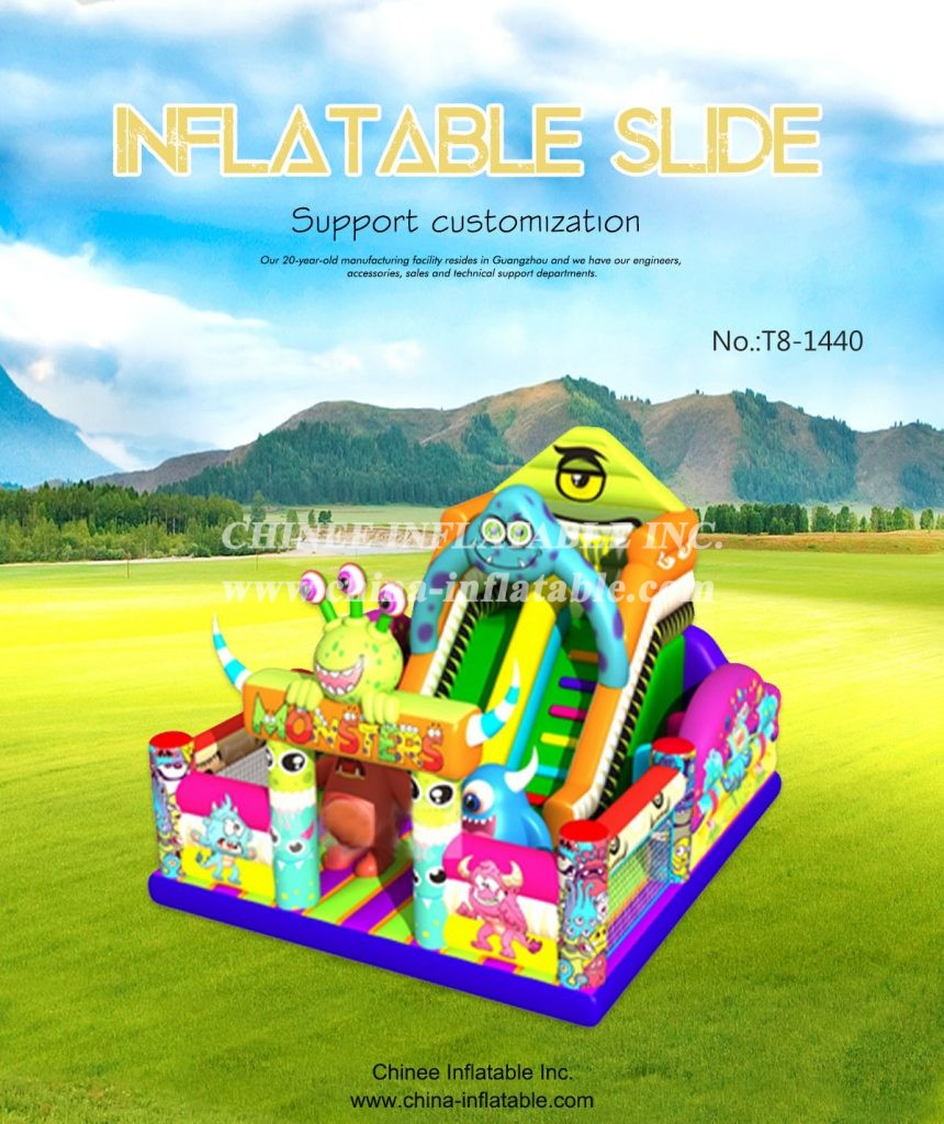 t8-1440 - Chinee Inflatable Inc.
