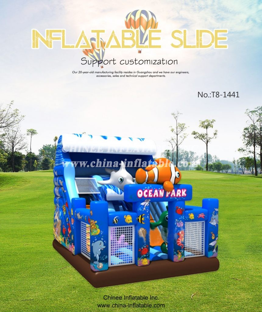 t8 -1441 - Chinee Inflatable Inc.