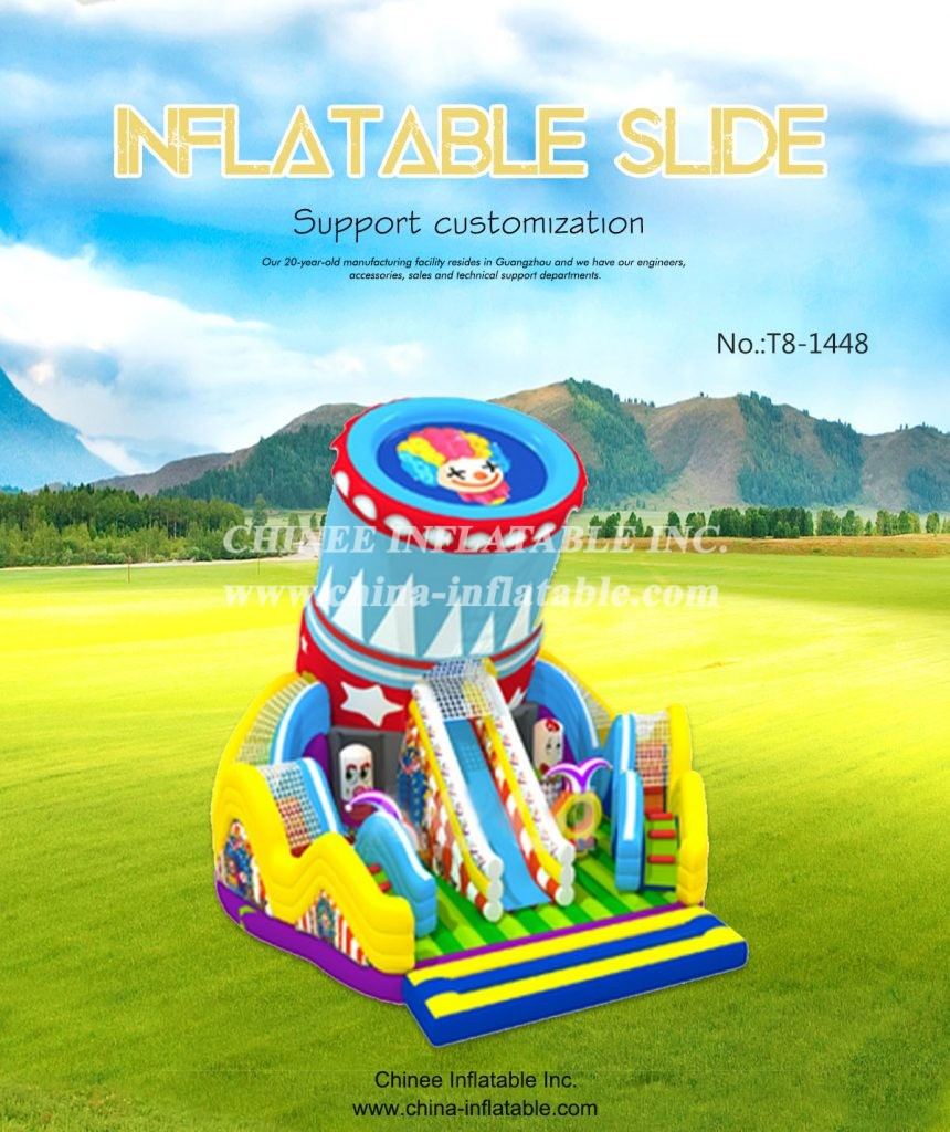t8-1448 - Chinee Inflatable Inc.