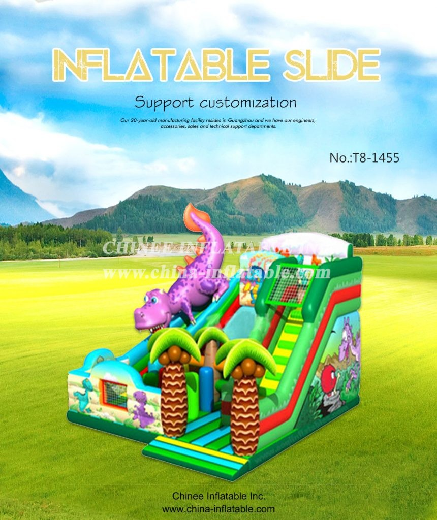 t8-1455 - Chinee Inflatable Inc.