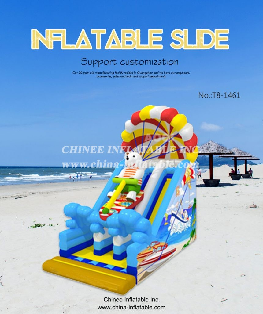 t8-1461 - Chinee Inflatable Inc.