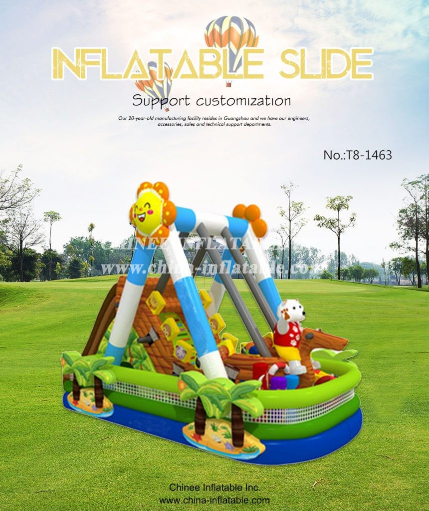 t8-1463 - Chinee Inflatable Inc.