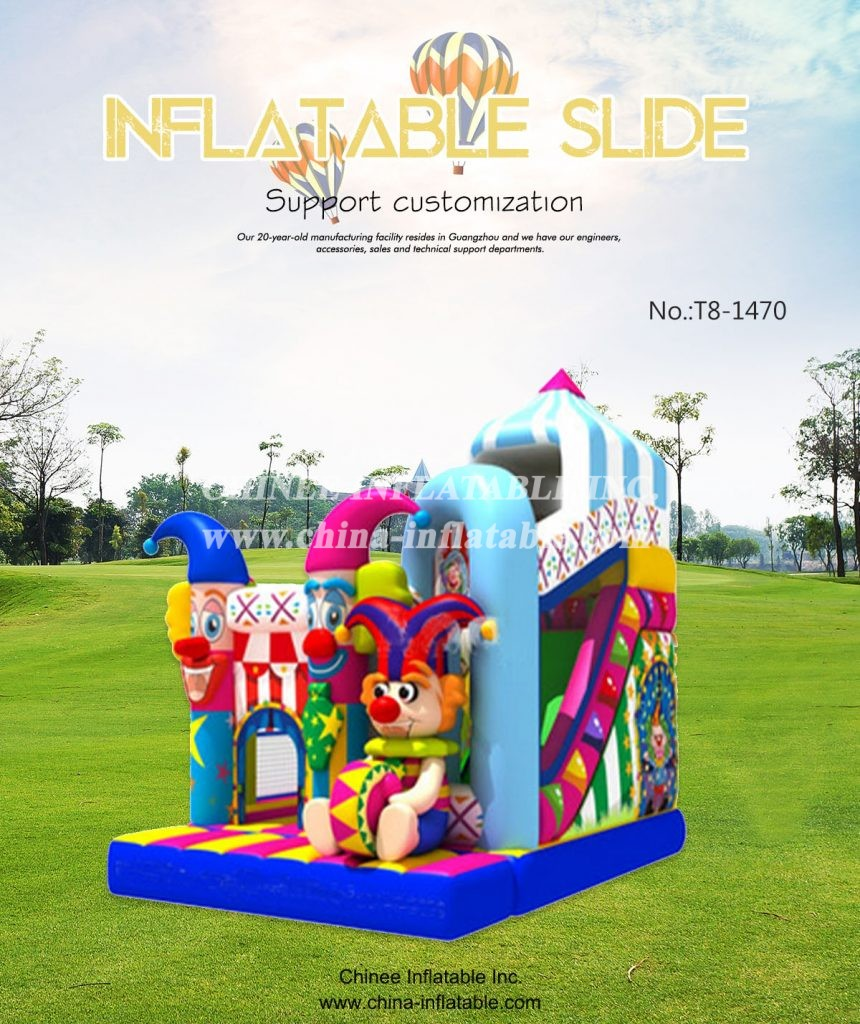 t8-1470 - Chinee Inflatable Inc.