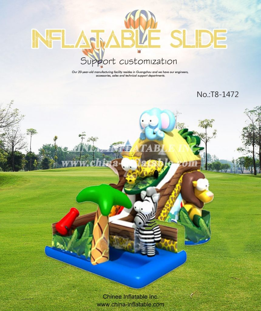 t8-1472 - Chinee Inflatable Inc.