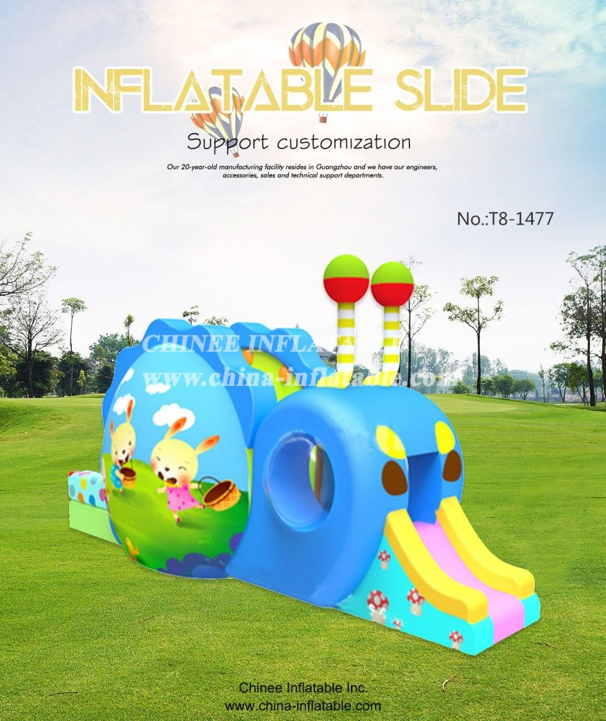 t8-1477 - Chinee Inflatable Inc.