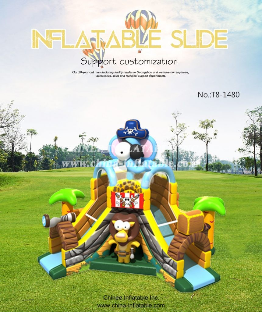 t8-1480 - Chinee Inflatable Inc.