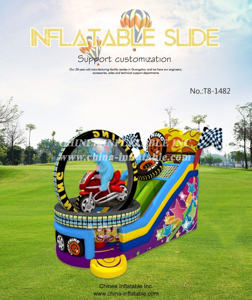 t8-1482 - Chinee Inflatable Inc.