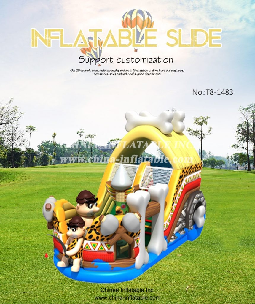 t8-1483 - Chinee Inflatable Inc.