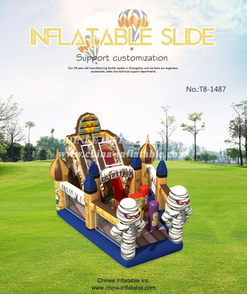 t8-1487 - Chinee Inflatable Inc.