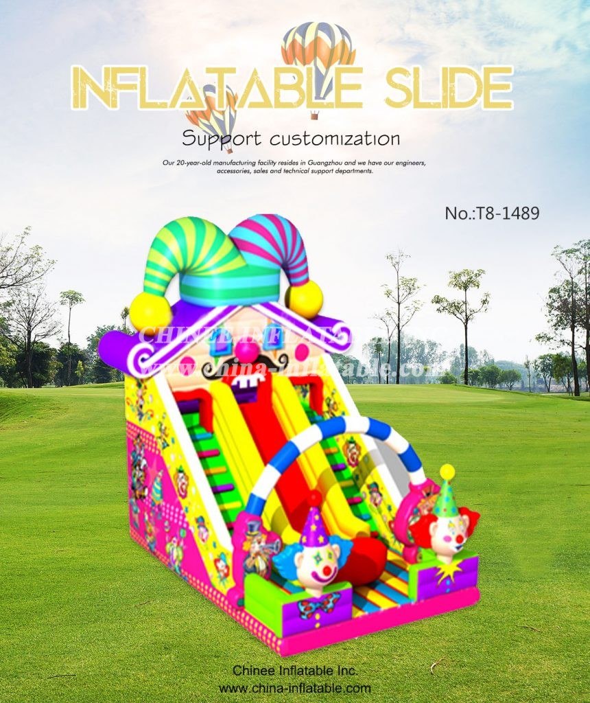 t8-1489 - Chinee Inflatable Inc.