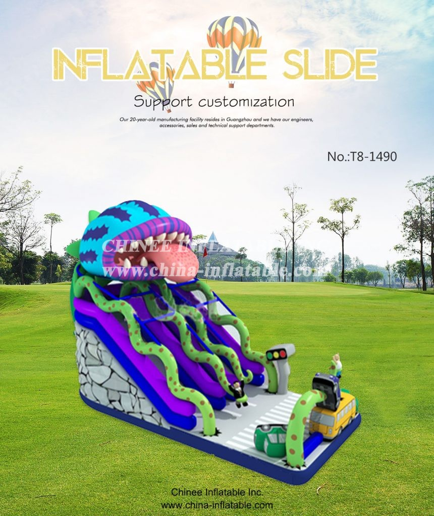 t8-1490 - Chinee Inflatable Inc.