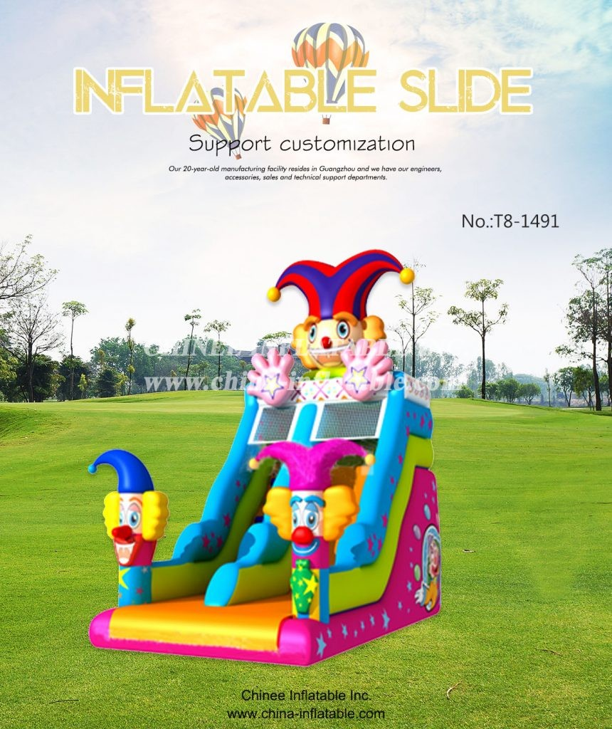 t8-1491 - Chinee Inflatable Inc.