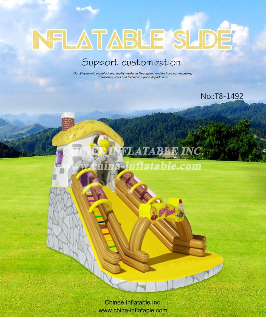 t8-1492 - Chinee Inflatable Inc.