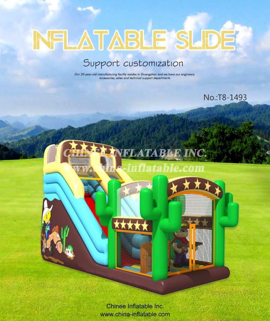t8-1493 - Chinee Inflatable Inc.