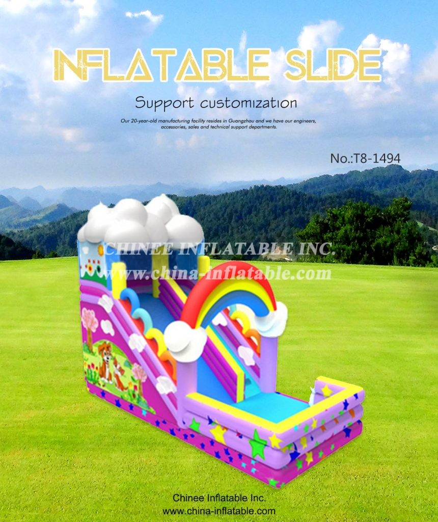 t8-1494 - Chinee Inflatable Inc.