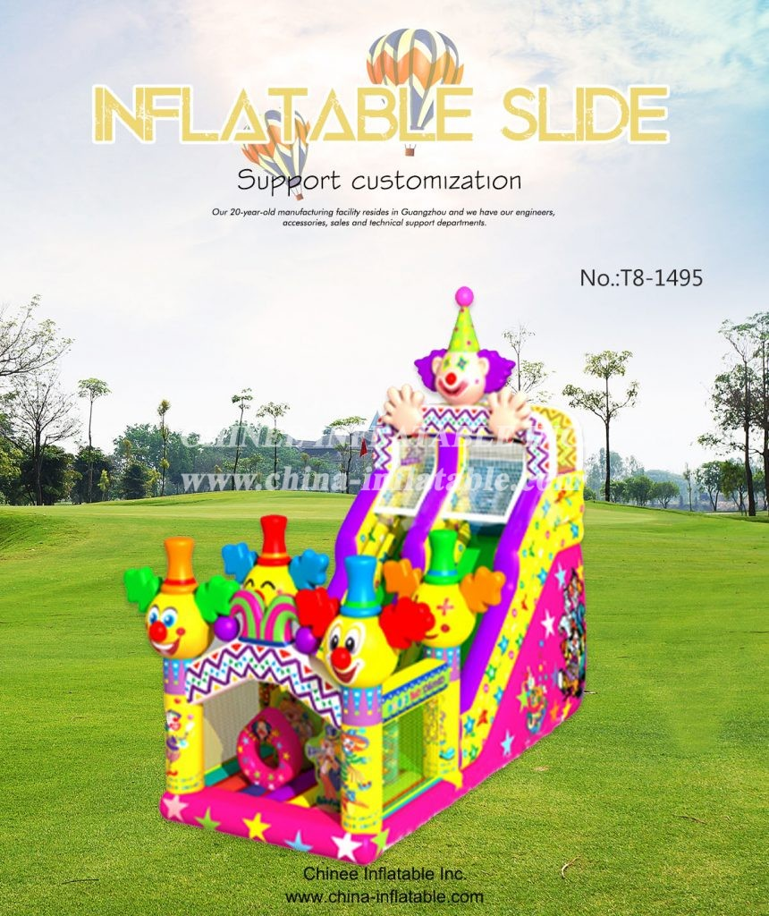 t8-1495 - Chinee Inflatable Inc.