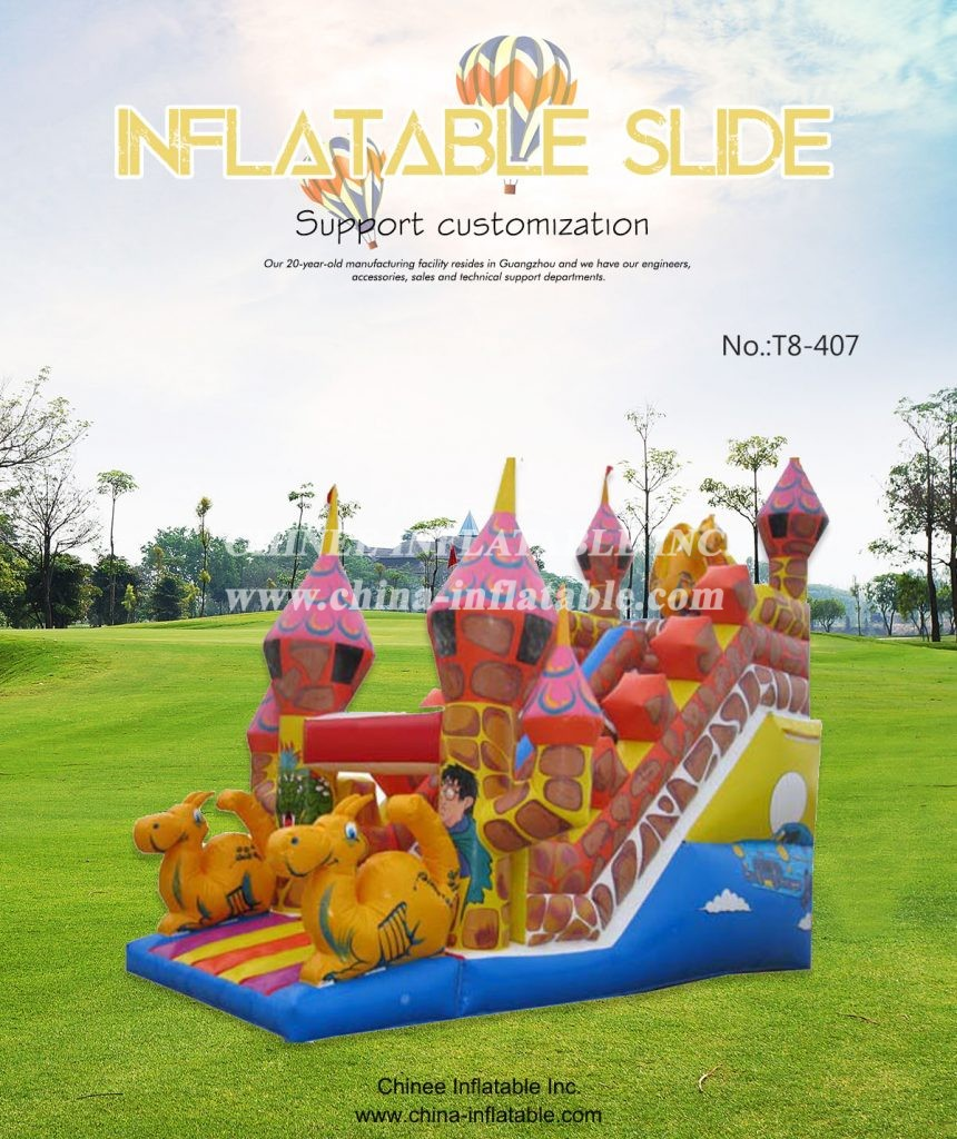 t8-407 - Chinee Inflatable Inc.