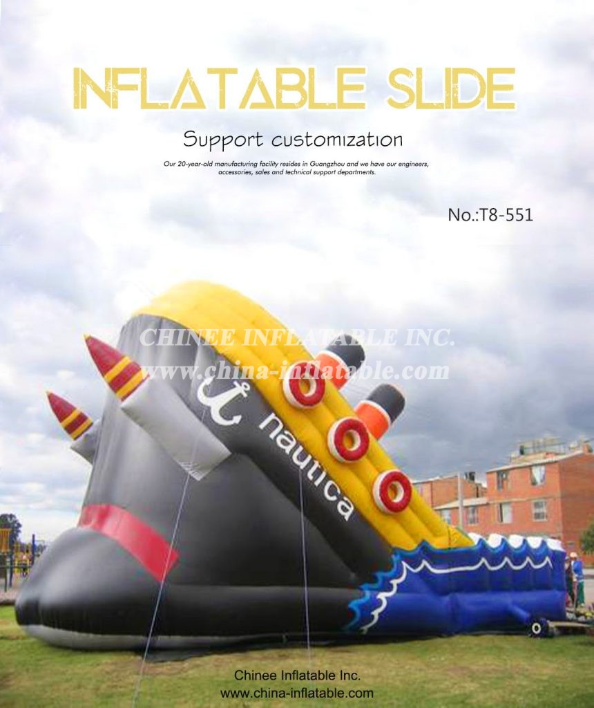 t8-551psd - Chinee Inflatable Inc.