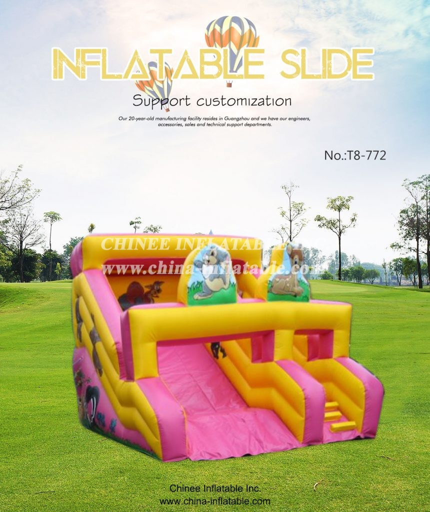t8-772 - Chinee Inflatable Inc.