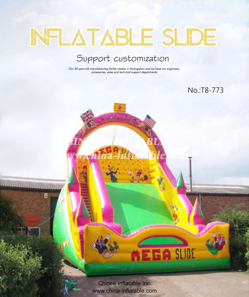 t8-773 - Chinee Inflatable Inc.