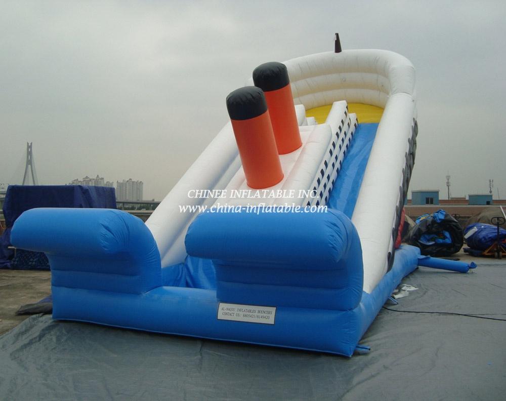 T2-40 Inflatable slide