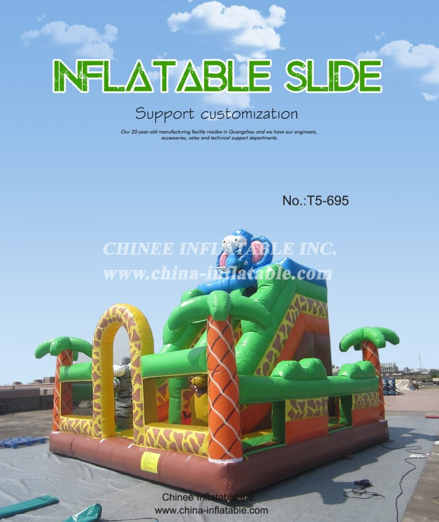 T5-695 - Chinee Inflatable Inc.