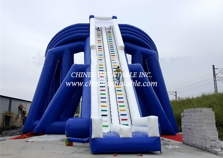 T8-1527 Inflatable slide
