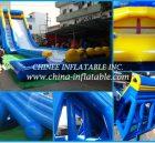 T8-1528 Inflatable slide