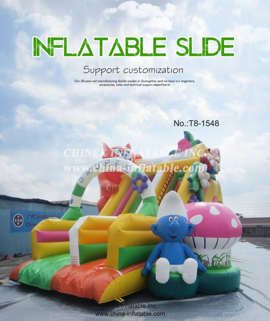 T8-1548 - Chinee Inflatable Inc.
