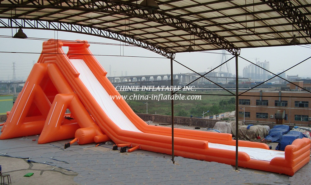 T8-808 inflatable slide