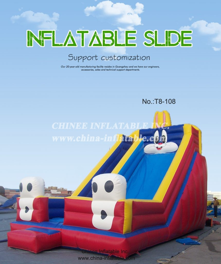 t8-10s8 - Chinee Inflatable Inc.