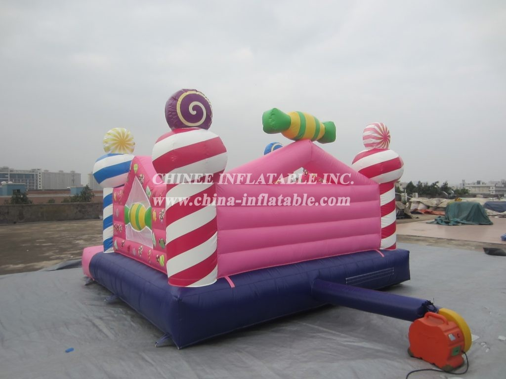 T2-1111 inflatable bouncer