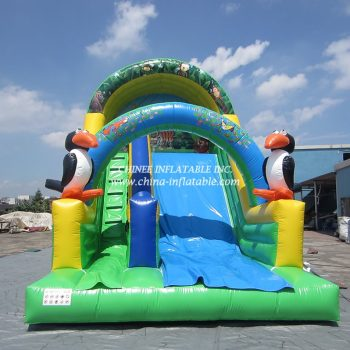 T8-1375 inflatable slide