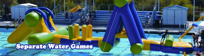 Separate Water Games