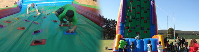 Climbing Sports & Velcro Wall