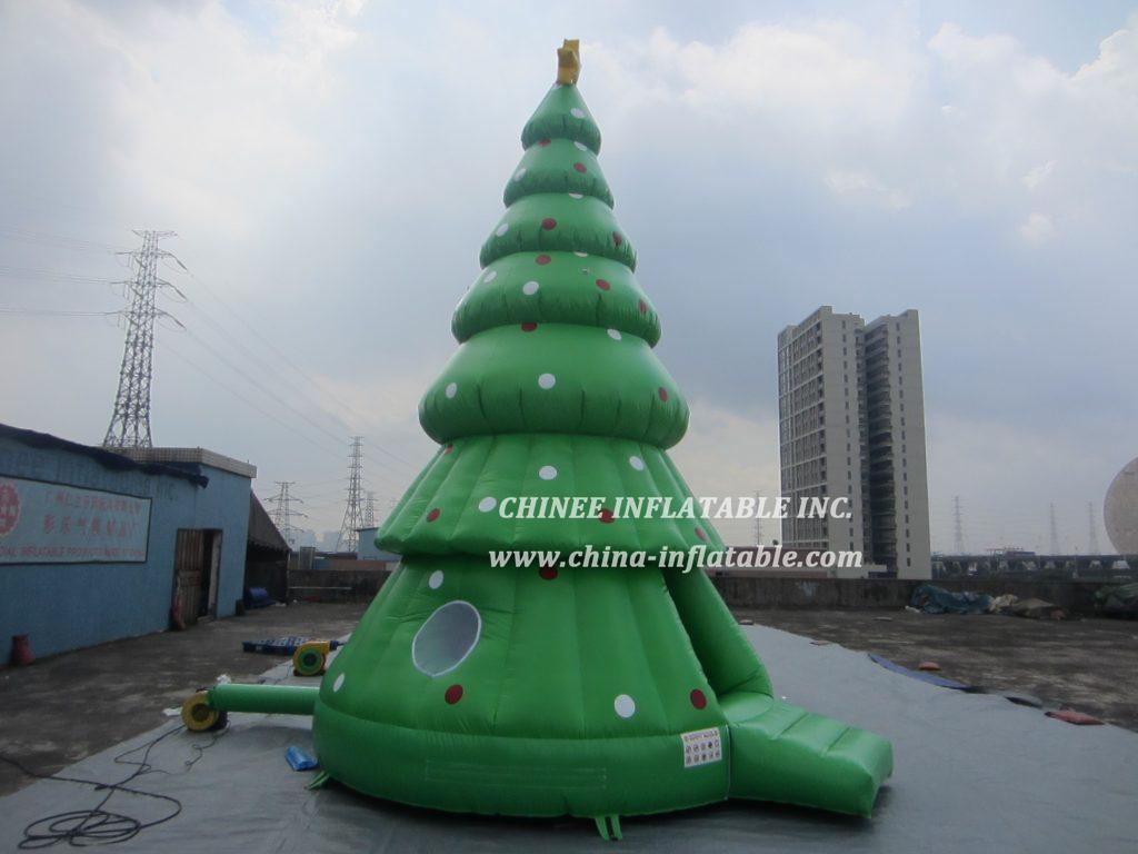 T2-3410 christmas tree boucner