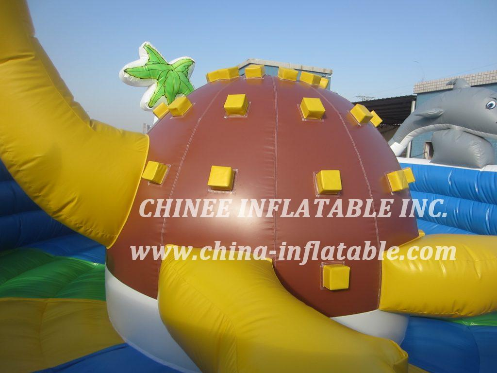 T2-3405 turtle bouncer
