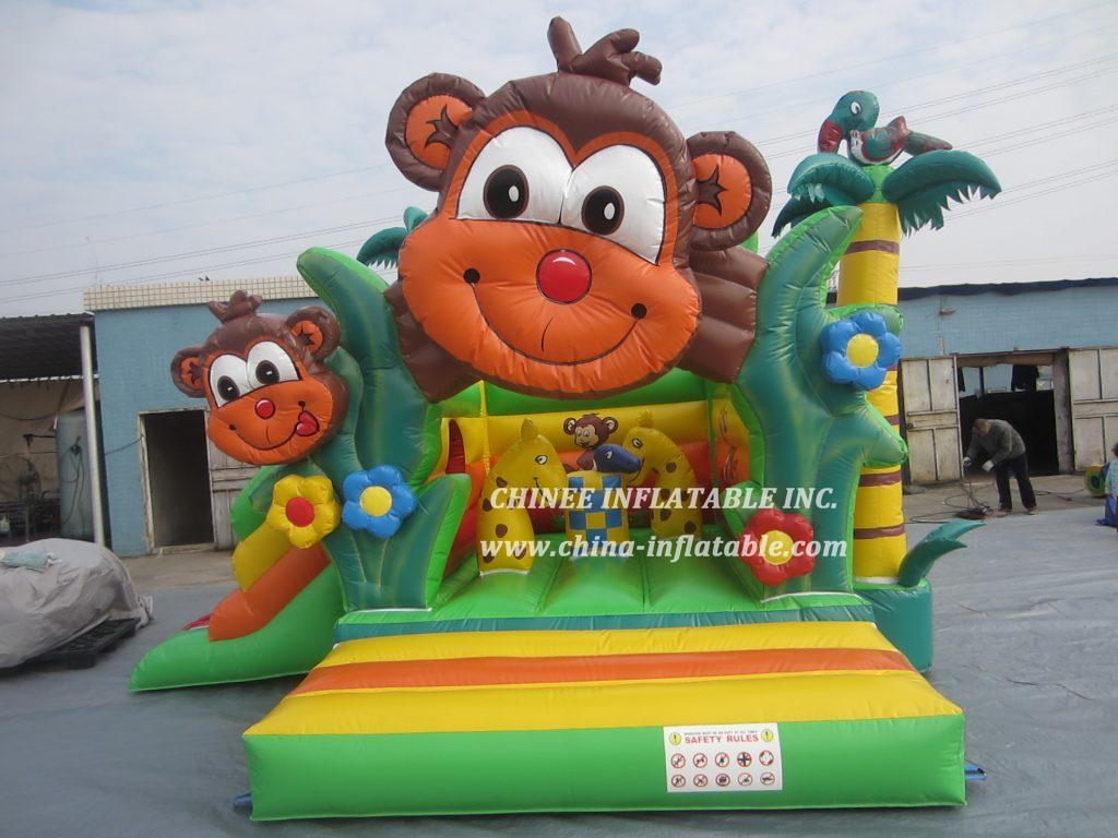 T2-3205 Inflatable Bouncer