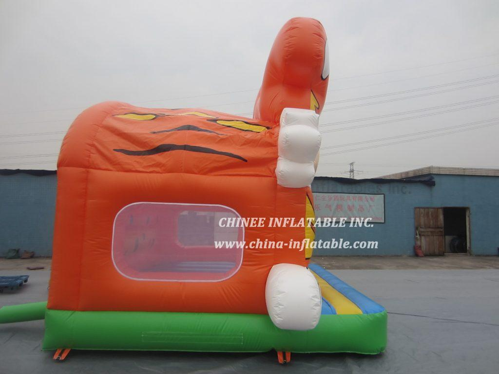 T2-3414 tiger jumper bouncer