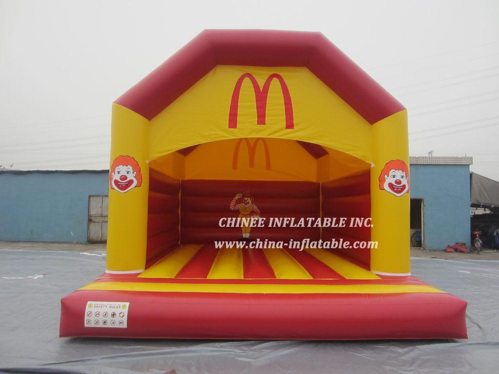 T2-3415 Mcdonald's jumper bouncer