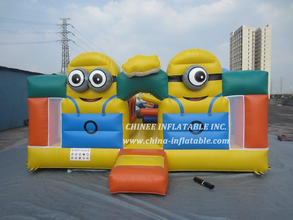 T2-3402 Minions Boucner
