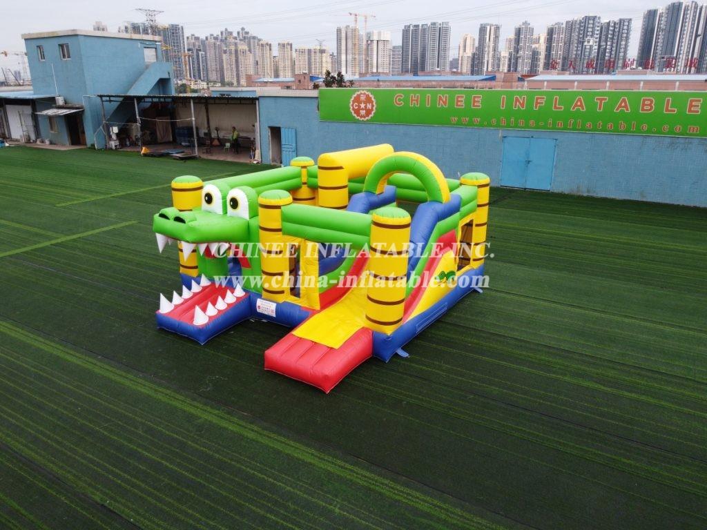T5-691 crocodile combo