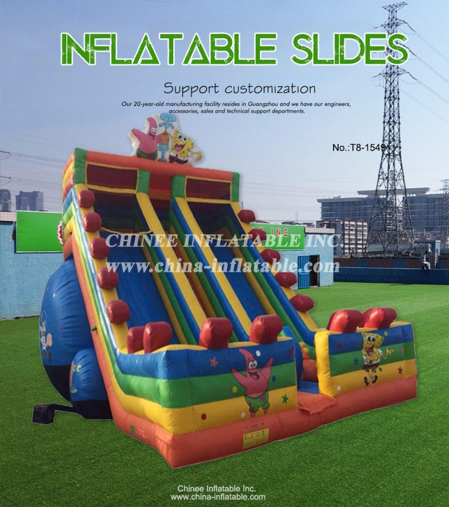 T8-1549 - Chinee Inflatable Inc.
