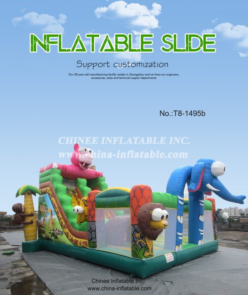 t8-1495b - Chinee Inflatable Inc.
