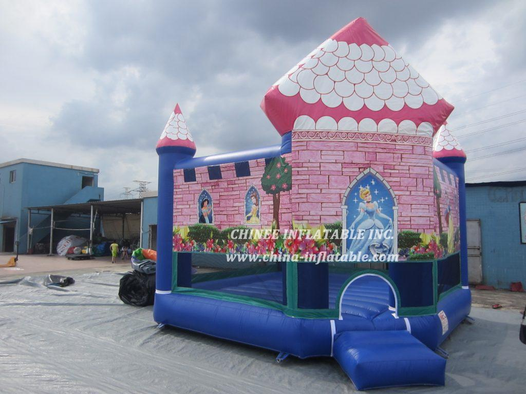T2-3487  princess combo castle
