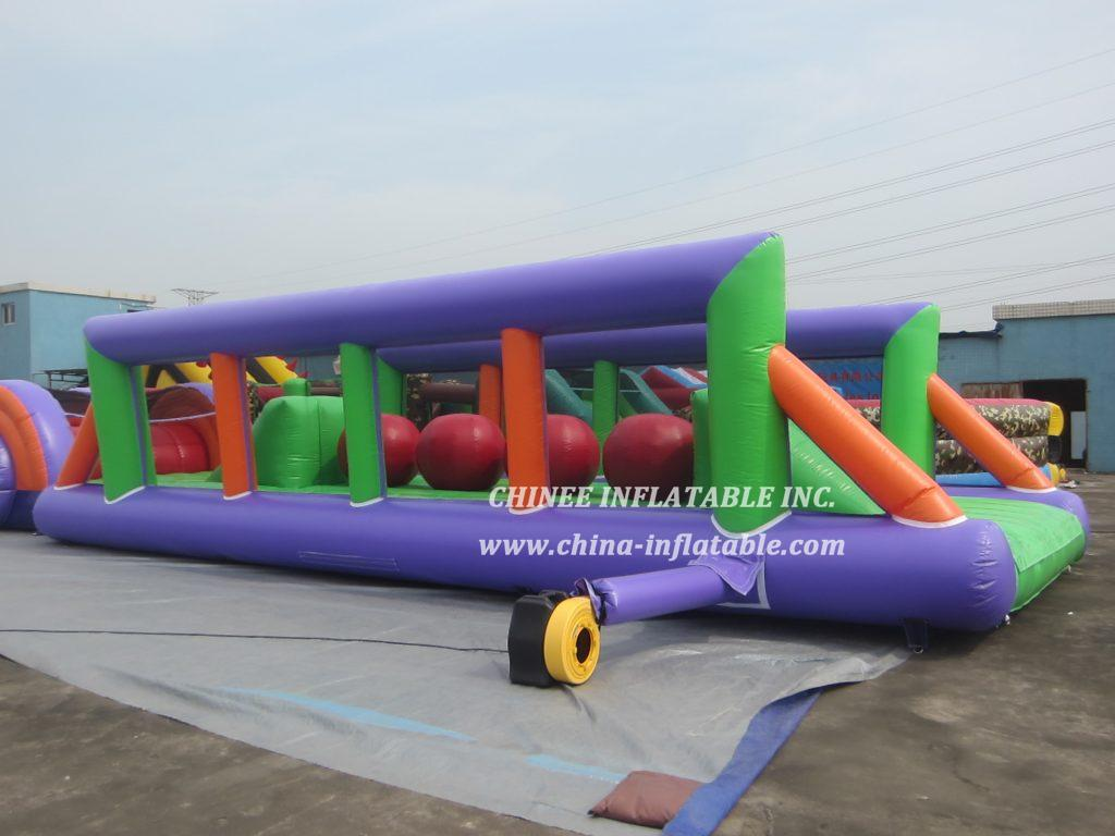 T7-002  multi obstacle set