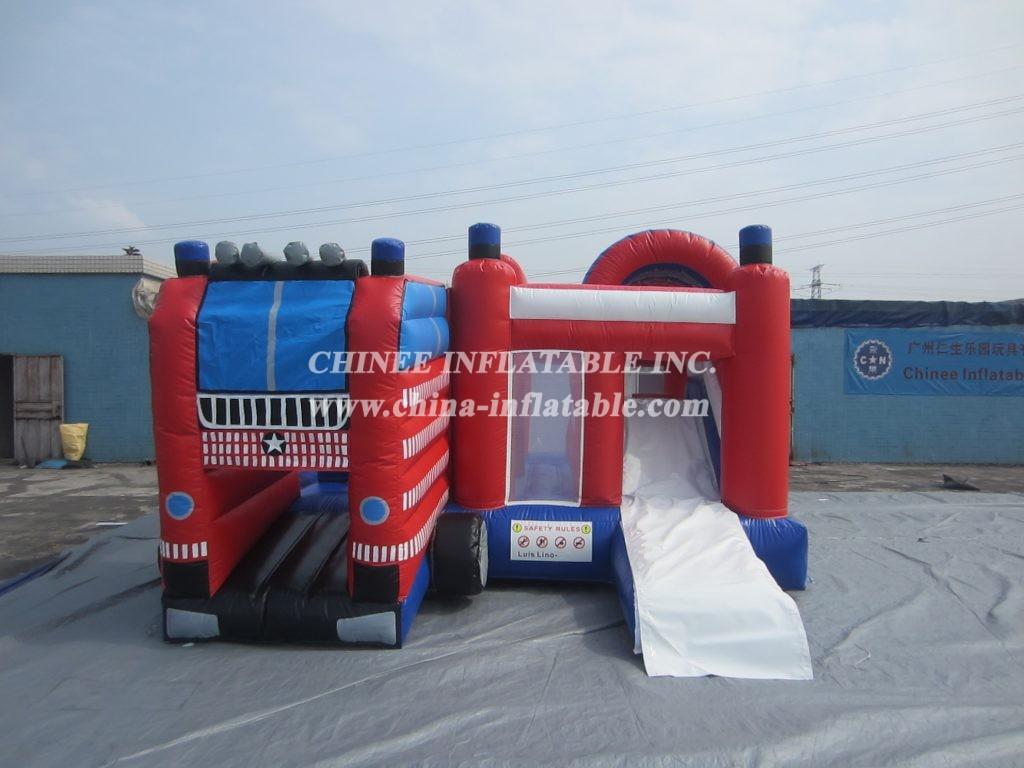 T5-692 fire brigade combo